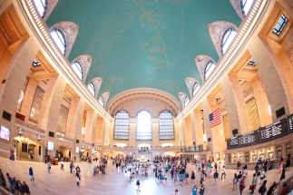Grand Central Station, where bride & groom will say I DO in just a couple short hours!